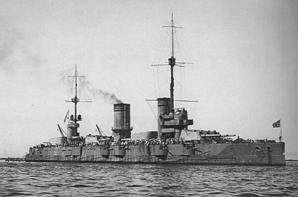 Sevastopol battleship