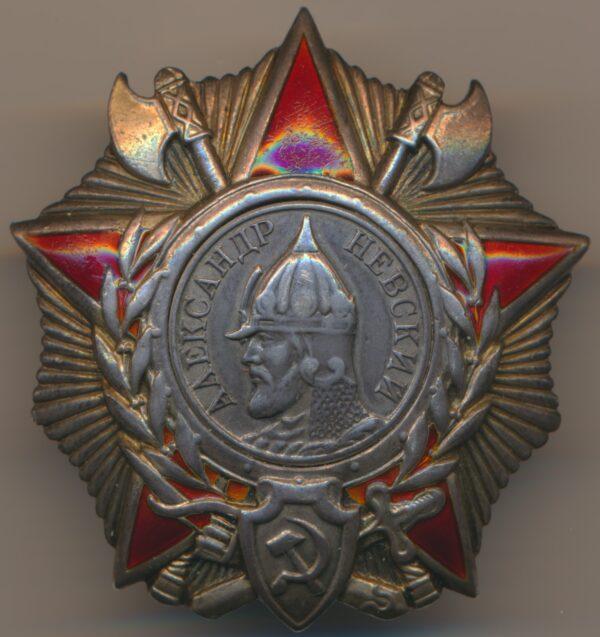 Soviet Order of Nevsky
