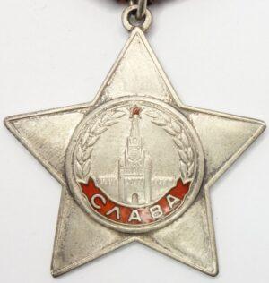 Soviet Order of Glory 3rd class