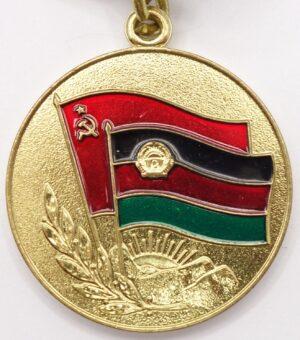 Soviet Afghan Medal