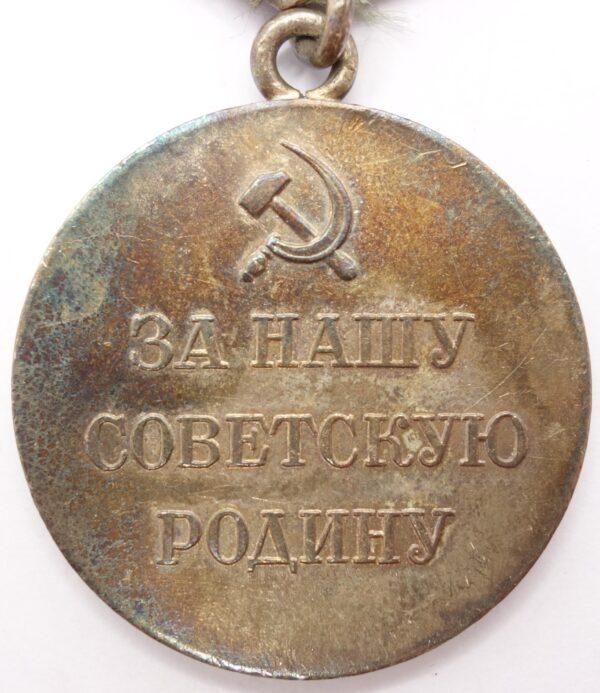 Partisan Medal 1st class