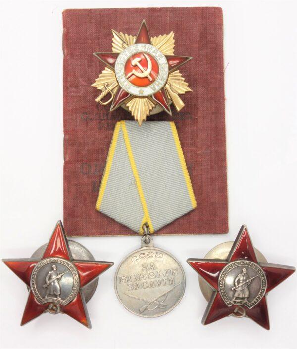 Group of Soviet Orders