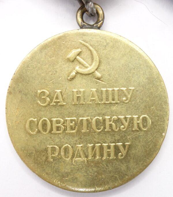 Soviet Medal for the Defense of Odessa