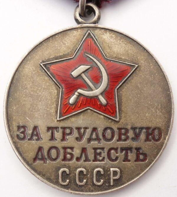 Medal for Labor Valor