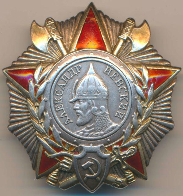 Newski Orden UdSSR