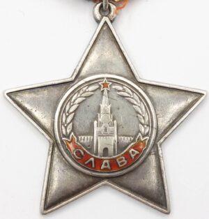 Order of Glory 3rd class WW2