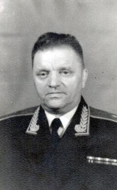 Генерал майор Владимир Леонардович Ольшанский