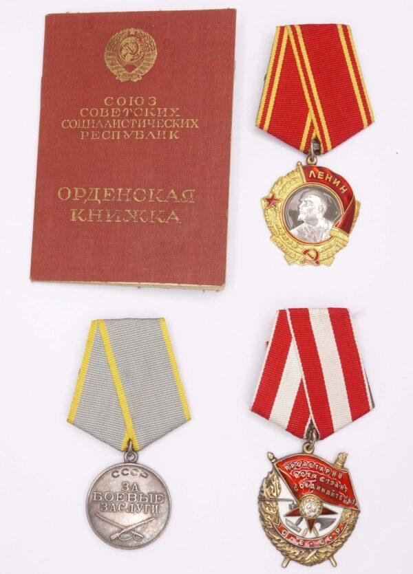 Soviet Order of Lenin Grouping