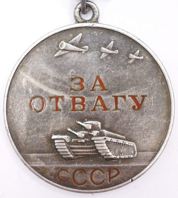 Medal for Bravey