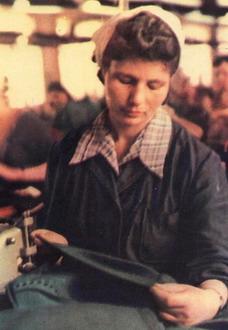 Сицилия Федоровна Егорова