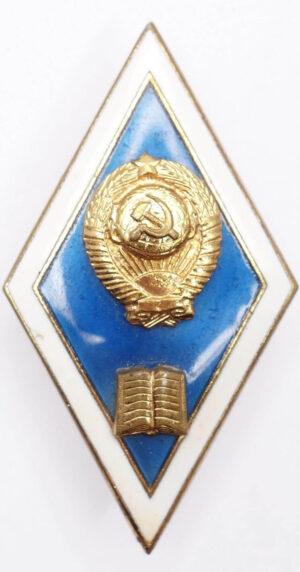 Arts Institute graduate badge