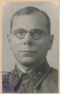 Полковник НКВД Андрей Иванович Чудаков