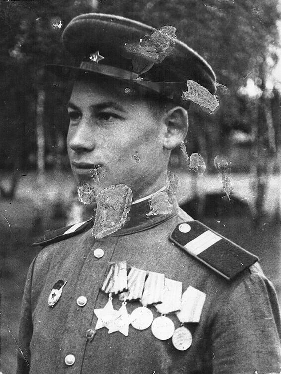 Лискин Алексей Максимович