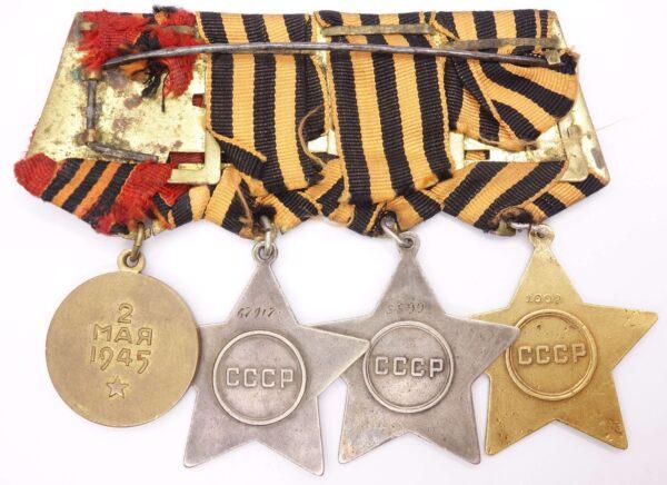 Full Cavalier of the Order of Glory
