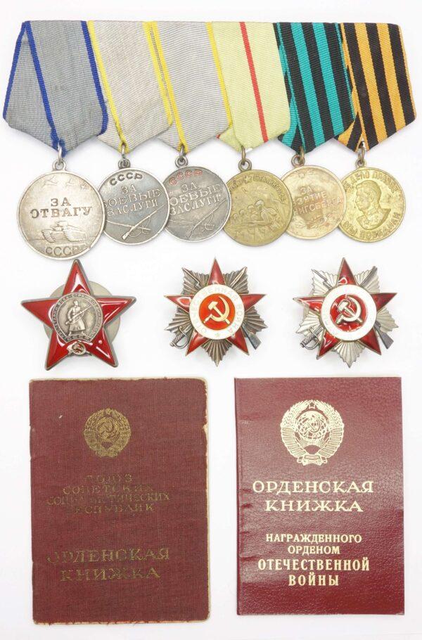 Soviet documented group