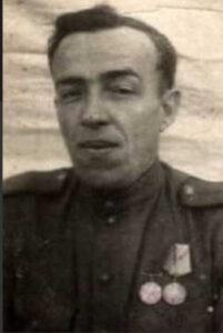 Илья Денисович Бубнов
