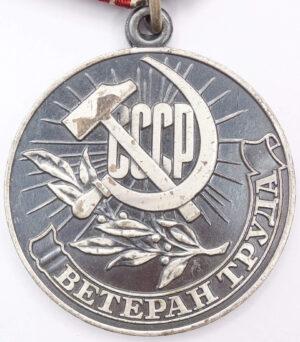 Veteran of Labor medal